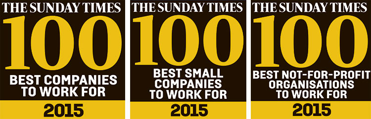 Logo for Sunday Times Appointments
